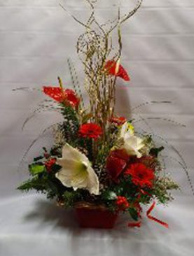Christmas Arrangement - Elegance