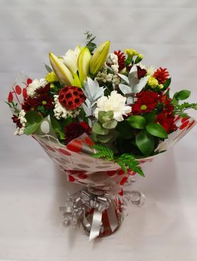 Christmas Bouquet - Option 4