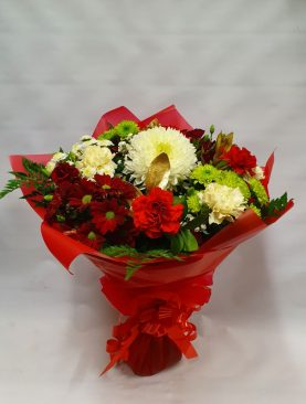 Christmas Bouquet - Option 2