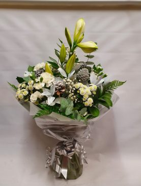 Christmas Bouquet - Option 1