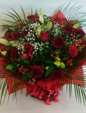 Large Valentines Day Bouquet 2
