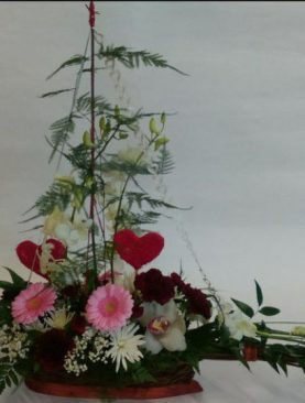 Love Boat - Valentines Day Arrangement